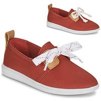 Zapatos Niños Zapatillas bajas Armistice VOLT ONE Rojo
