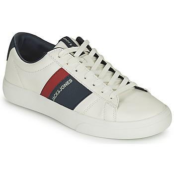 Zapatos Niño Zapatillas bajas Jack & Jones MISTRY Blanco