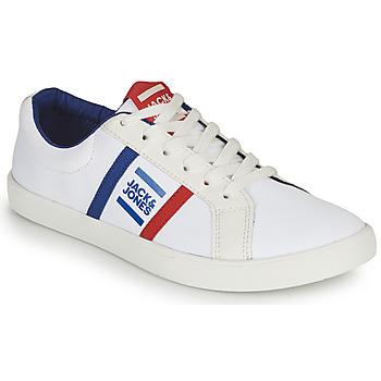 Zapatos Niño Zapatillas bajas Jack & Jones WHILEY Blanco