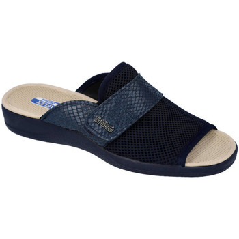 Zapatos Mujer Pantuflas DeValverde 1512 AZUL