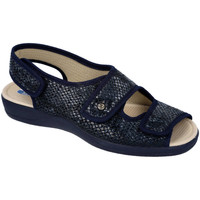 Zapatos Mujer Pantuflas DeValverde 1170 AZUL
