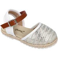 Zapatos Niña Alpargatas Bubble Bobble A2877 ORO