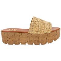 Zapatos Mujer Zuecos (Mules) Blogger WIK-DIANA Cuero
