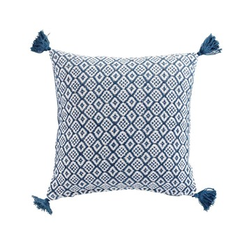 Casa Cojines Douceur d intérieur PITHAYA Azul