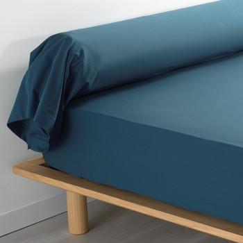 Casa Funda de almohada, cojín Douceur d intérieur PERCALINE Azul