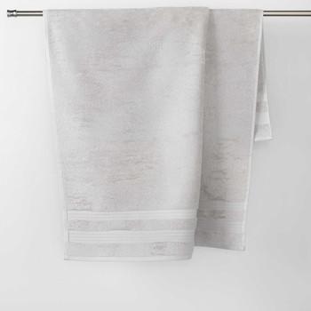 Casa Toalla y manopla de toalla Douceur d intérieur EXCELLENCE Piedra
