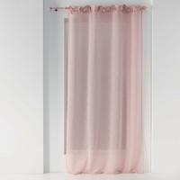 Casa Cortinas transparentes Douceur d intérieur CHARLOTTE Rosa