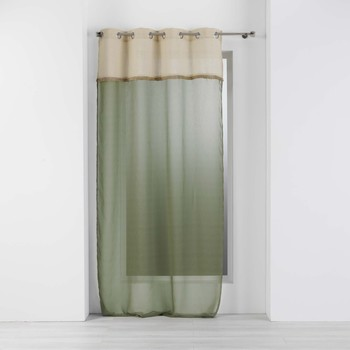 Casa Cortinas transparentes Douceur d intérieur GREENYBEL Verde