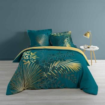 Casa Ropa de cama Douceur d intérieur STRASSY Azul