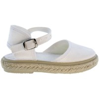 Zapatos Niña Sandalias Selquir Zapatillas de Vestir 06 Blanco Blanco
