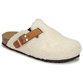 Zapatos Mujer Pantuflas Casual Attitude NEW Blanco