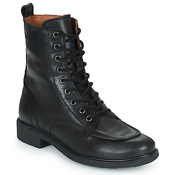 Zapatos Mujer Botas de caña baja Casual Attitude PASTILLA Negro