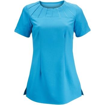 textil Mujer Camisetas manga corta Alexandra  Azul