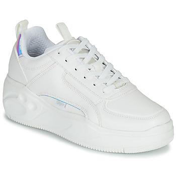 Zapatos Mujer Zapatillas bajas Buffalo FLAT SMPL 2.0 Blanco