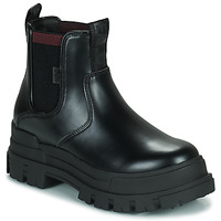 Zapatos Mujer Botas de caña baja Buffalo ASPHA CHELSEA Negro