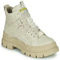 Zapatos Mujer Botas de caña baja Buffalo ASPHA NC MID Beige