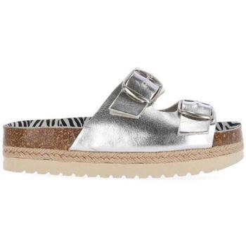 Zapatos Niña Zuecos (Mules) Chika 10 ASTRID 04 Plata/Silver