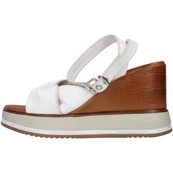 Zapatos Mujer Sandalias Inuovo 766011 BLANCO