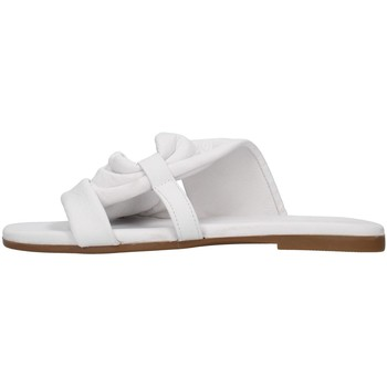 Zapatos Mujer Zuecos (Mules) Inuovo 447044 BLANCO