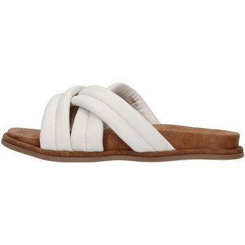 Zapatos Mujer Zuecos (Mules) Inuovo 777002 BLANCO