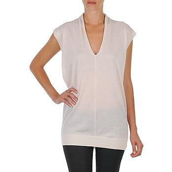 textil Mujer túnicas Joseph V NK TUNIC Blanco
