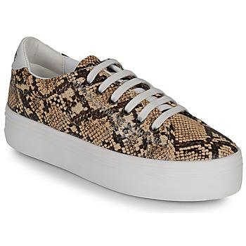 Zapatos Mujer Zapatillas bajas No Name PLATO M Marrón