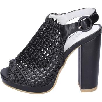 Zapatos Mujer Sandalias Laura Biagiotti BH84 Negro