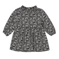 textil Niña Vestidos cortos Ikks CAROTTE Marino