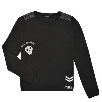textil Niña Jerséis Ikks NAPLES Negro