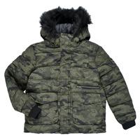 textil Niño cazadoras Ikks EMERAUDE Kaki