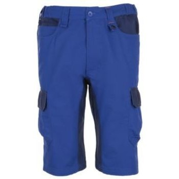 textil Hombre Shorts / Bermudas Sols BERMUDAS DE HOMBRE DE TRABAJO BICOLOR Azul