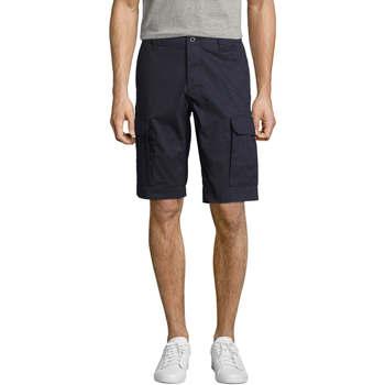 textil Hombre Shorts / Bermudas Sols Bermuda de hombre Jackson Azul