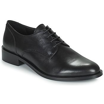 Zapatos Mujer Derbie Minelli FRANCIA Negro