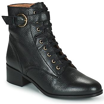 Zapatos Mujer Botines Minelli CAMILA Negro
