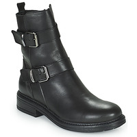 Zapatos Mujer Botas de caña baja Minelli PAULINA Negro