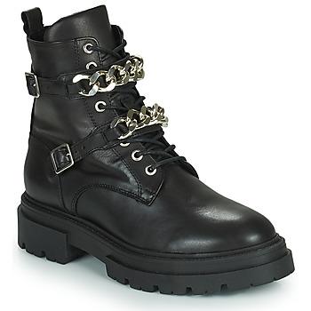 Zapatos Mujer Botas de caña baja Minelli GIULIA Negro