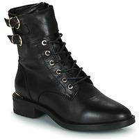 Zapatos Mujer Botas de caña baja Minelli LOLITA Negro