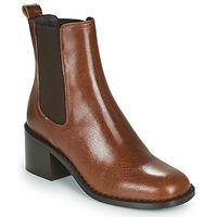 Zapatos Mujer Botines Minelli FREYLA Marrón