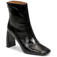 Zapatos Mujer Botines Minelli CREMIA Negro
