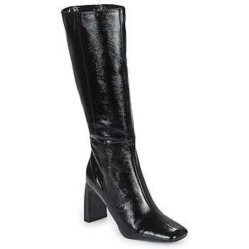 Zapatos Mujer Botas urbanas Minelli PALOMA Negro