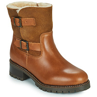 Zapatos Mujer Botines Minelli LEILA Marrón
