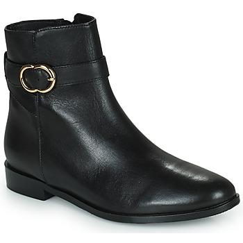 Zapatos Mujer Botas de caña baja Minelli FANNITA Negro