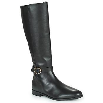 Zapatos Mujer Botas urbanas Minelli SELIRA Negro