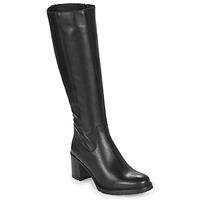 Zapatos Mujer Botas urbanas Minelli NELLA Negro