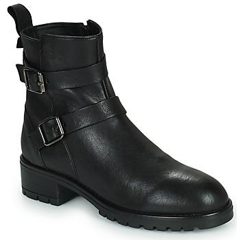 Zapatos Mujer Botas de caña baja Minelli LISTERIA Negro