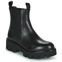 Zapatos Mujer Botas de caña baja Minelli MANINA Negro