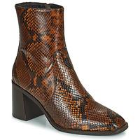 Zapatos Mujer Botines Minelli MARIELLA Marrón