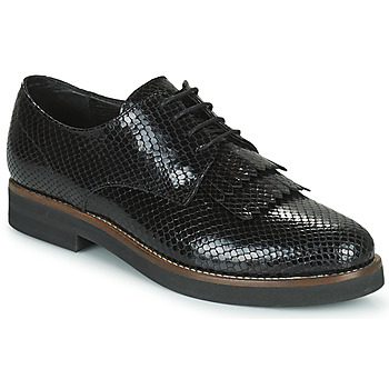 Zapatos Mujer Derbie Minelli SOLENNA Negro