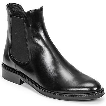 Zapatos Mujer Botas de caña baja Minelli HERNILA Negro