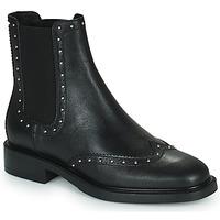 Zapatos Mujer Botas de caña baja Minelli GERINA Negro